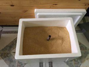 米糠酵素足浴